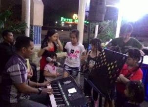 Sewa Organ Tunggal, Sound System & Singer