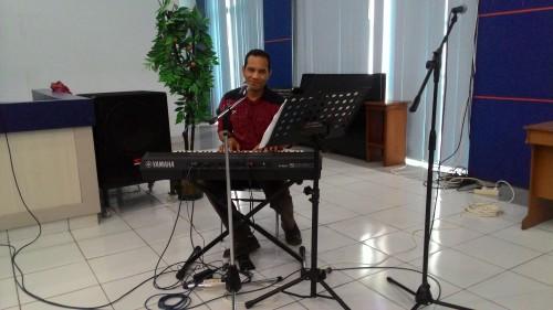 Sewa Organ Tunggal Event Gathering Dosen STMT Trisakti