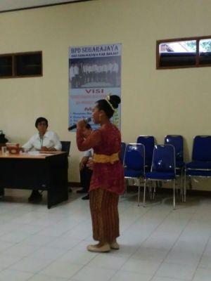 Juara 1 Lomba Menyanyi Se-Kabupaten Bekasi